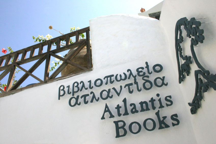 Atlantis Books.