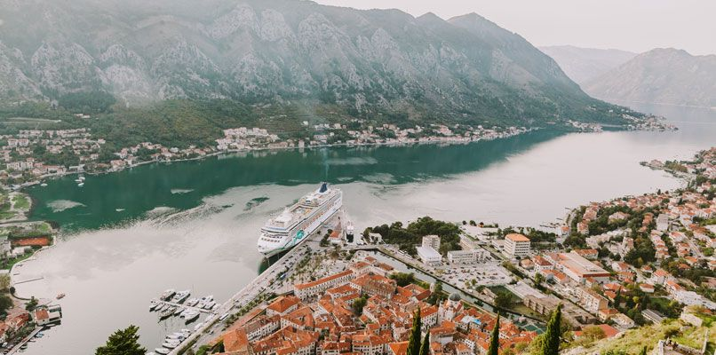 The fantastic view of Bay of Kotor. Photo: Kirill Shevtsov