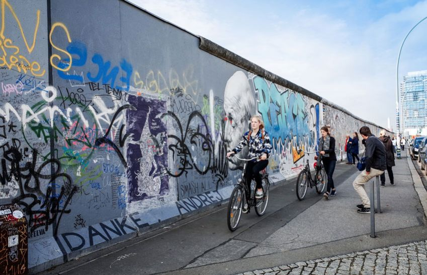 Berlin. Photo: Shutterstock