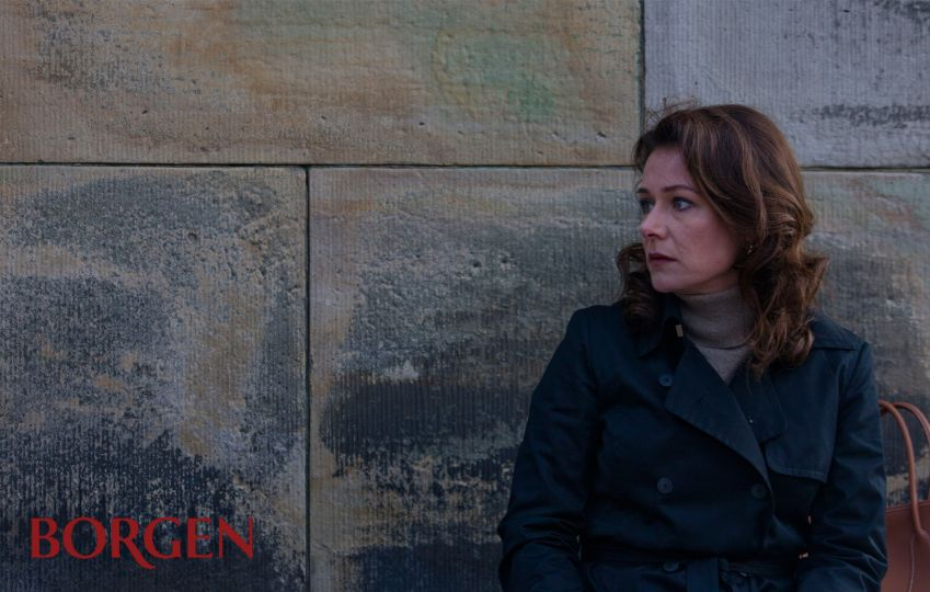 Borgen is about the female prime minister Birgitte Nyborg's (Sisse Babett Knudsen) rise to power. Photo: DR