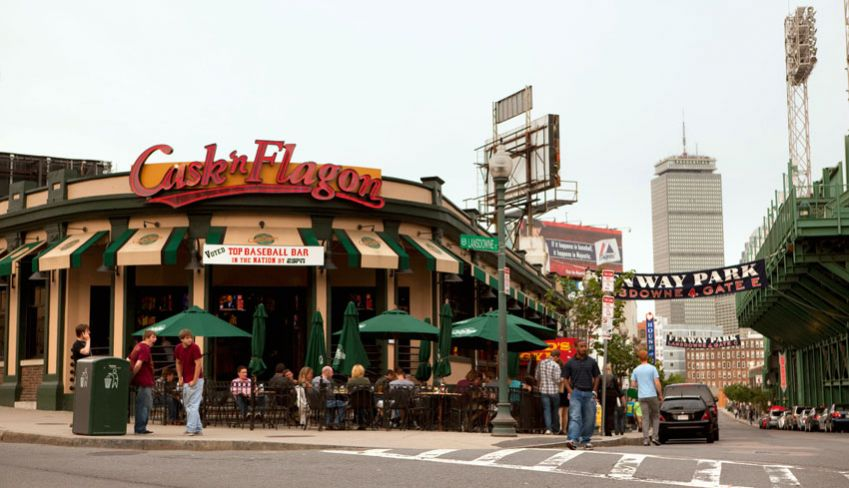 Cask 'n Flagon. Photo: casknflagon.com