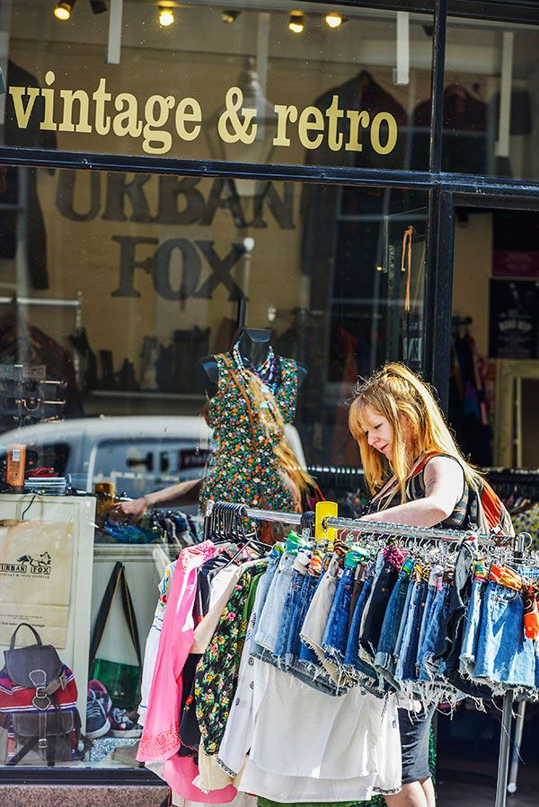 Bristol's Gloucester Road has a long stretch of mostly independent shops. Photo: Mauro Rongione.