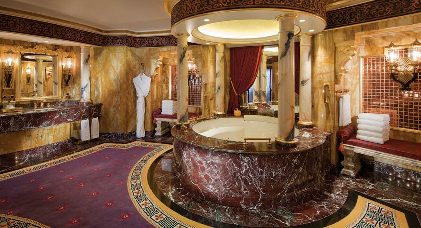 Royal Suite, Burj Al Arab Hotel
