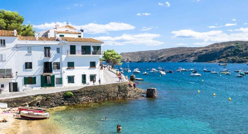 Cadaqués, north of Barcelona, is easy to like. Photo: Shutterstock