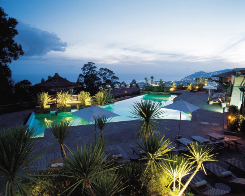 Choupana Hills Resort & Spa.