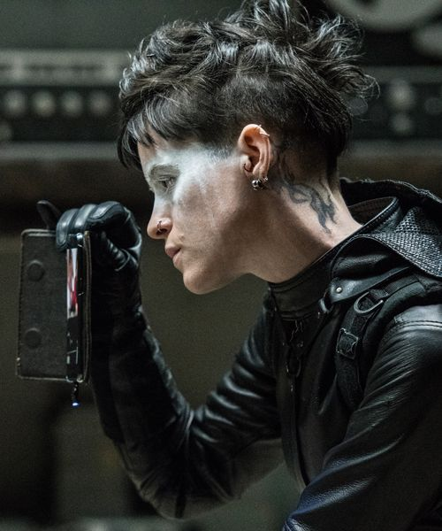 "Foy says she had great fun creating ""her"" Lisbeth Salander in The Girl in the Spider's Web."