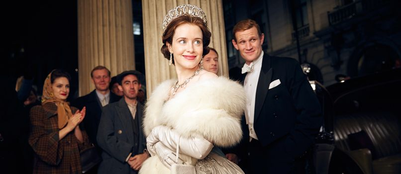 The Crown – Foy was deemed too young to continue playing the role in season three.