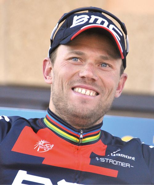 Thor Hushovd, one of Norway's most successful cyclists Photo: Luca Mara