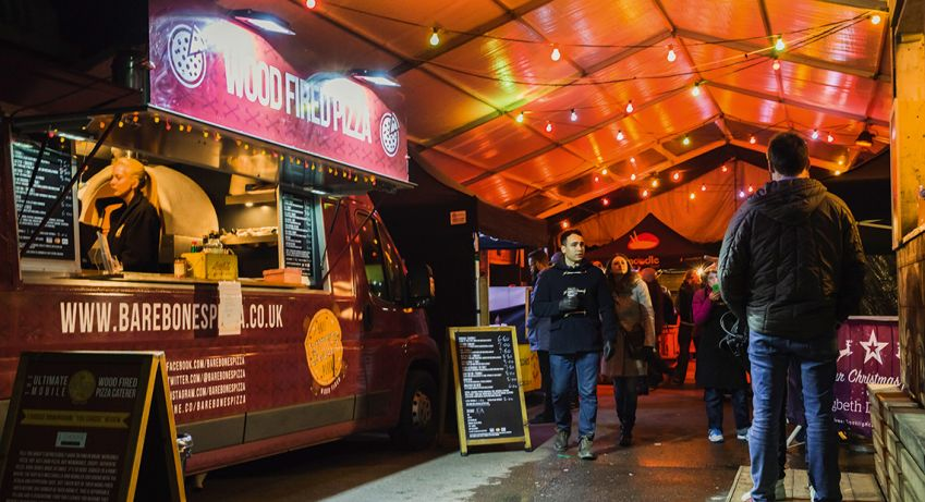 Digbeth Dining Club was named the UK's Best Street Food Event in 2013 and 2014. Photo: Verity Milligan
