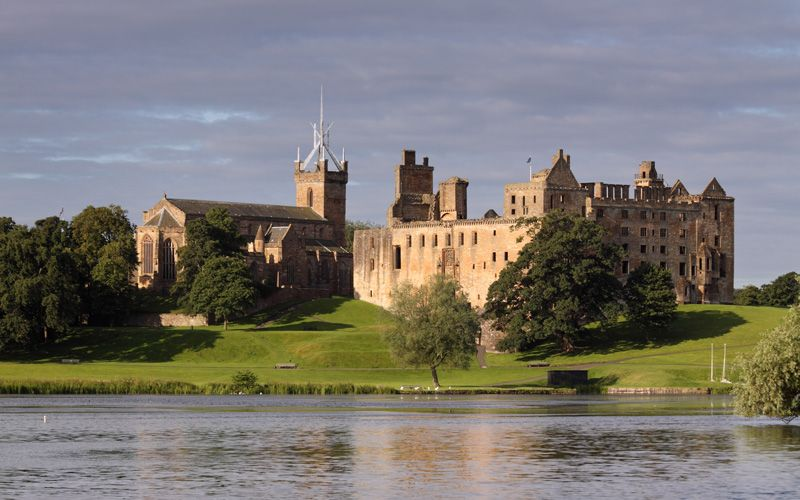 Linlithgow Palace Foto: Shutterstock