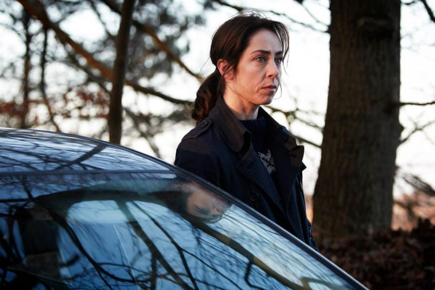 Sofie Gråbøl in The Killing. Photo: Tine Harden/DR