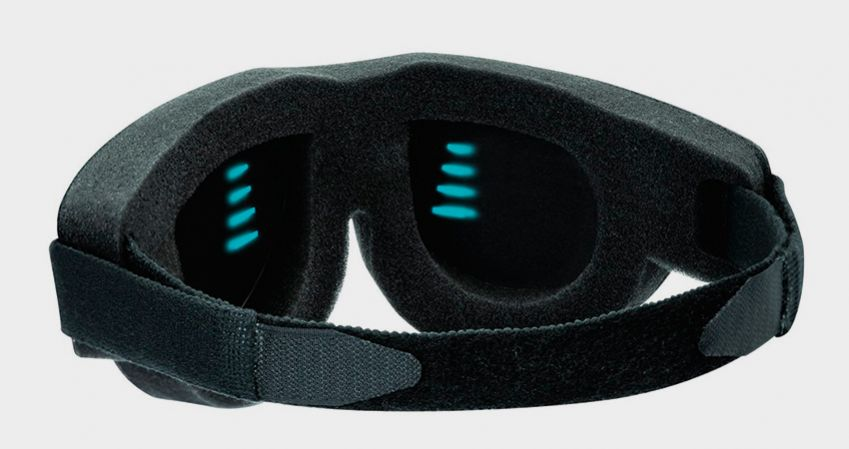 Glo To Sleep eye mask