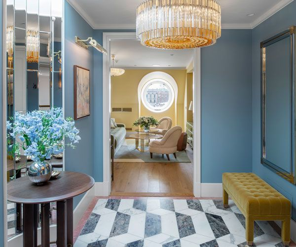 Stockholm's Grand Hotel has undergone a four-year renovation which included the addition of two new suites.