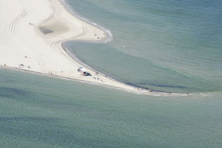 Grenen – the tip of mainland Europe. Photo: visitnordjylland