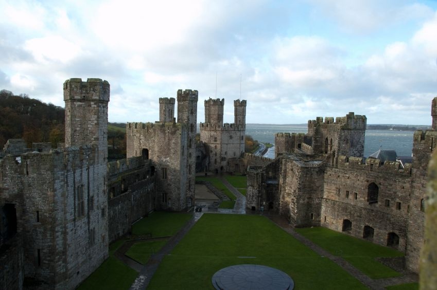 Harlech Castle. Foto: Coyote Graphics/flickrCC