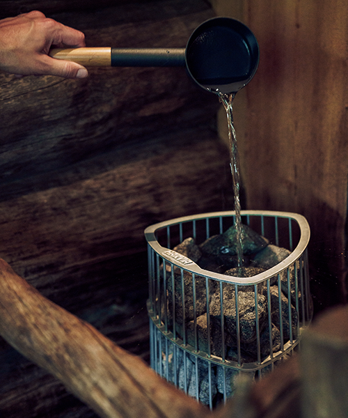 Sauna is a must do when visiting Finland. Photo: Clément Morin