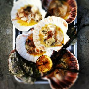 Enjoy the fruits of the wild North Sea at Henne Kirkeby Kro. Photo: Henne Kirkeby Kro