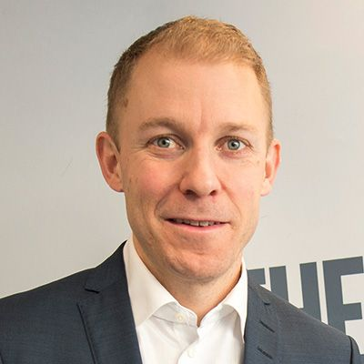 Henrik Granström, 43, COO hos Stronghold og CEO for Newsec.