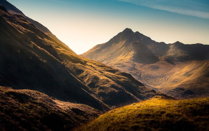 """My Heart's in the Highlands"". Foto: Shutterstock"