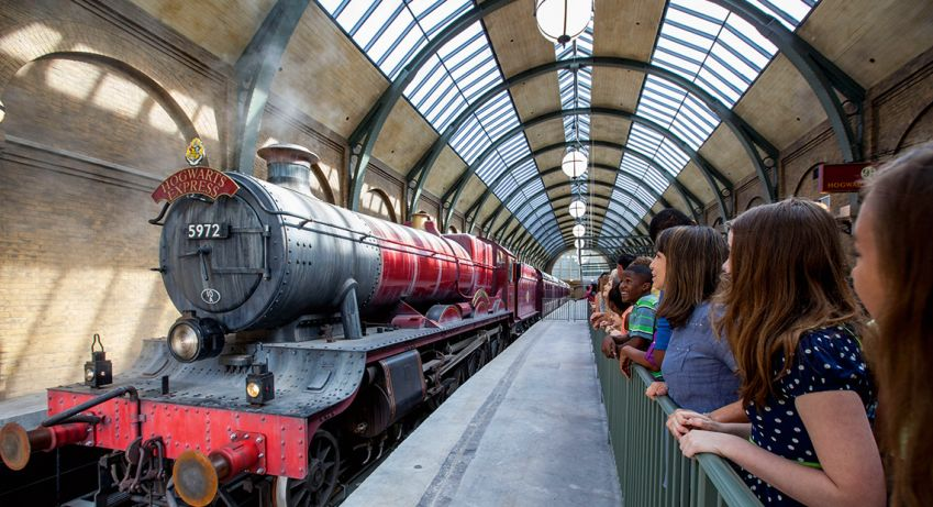 Universals Wizarding World of Harry Potter.