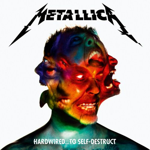 New album Hardwired... to Self-Destruct.