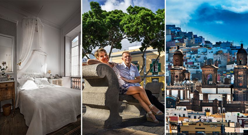 From left: The chocolate factory, Sirkku Hölttä and Mikael Westermark, Cathedral . Photo: Binge Eliasson/Be inspired travel