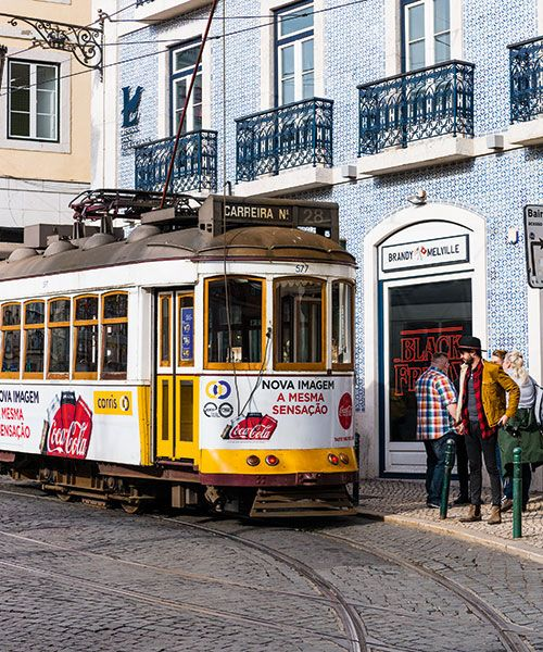 Despite the start-up boom and high tech focus, Lisbon retains its traditional charm and is an easy city to get around – large enough to be lively, small enough to be intimate. Photo: Mauro Rongione