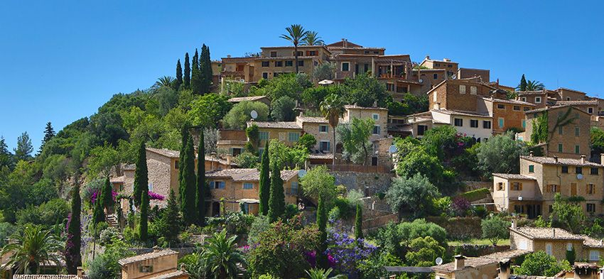Majorca: rugged hills, intricate coastline, hidden treasures.