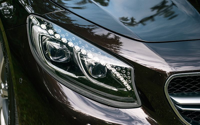 10 cool features in the new Mercedes AMG S63 | Scandinavian Traveler