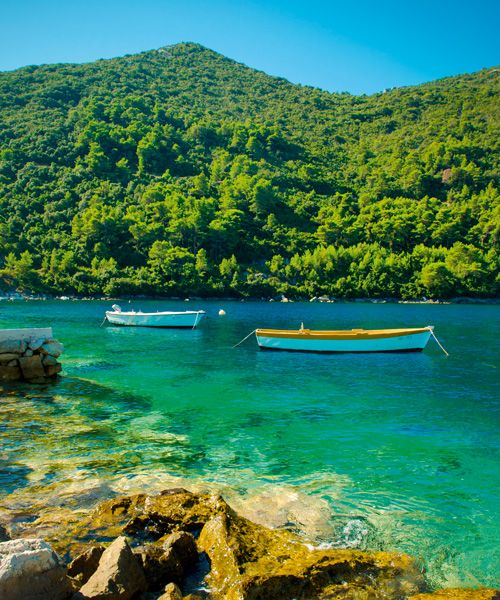 Mljet is one of the largest islands close to Dubrovnik. Photo: Shutterstock