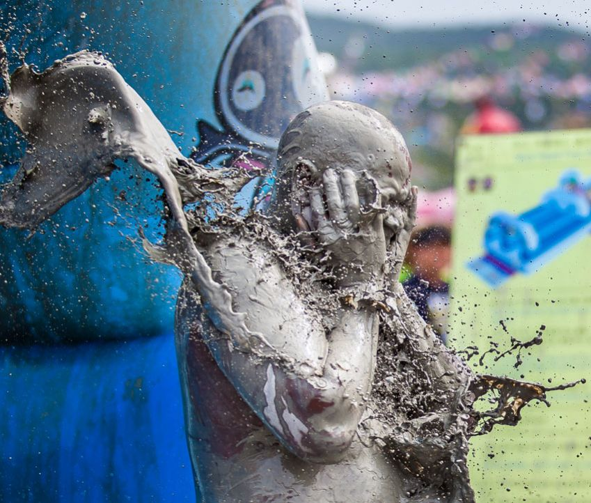 Mudfestival. Photo: Shutterstock