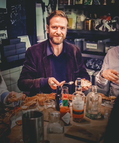 Olof Noreus is a true expert within the field of Speyside whisky.