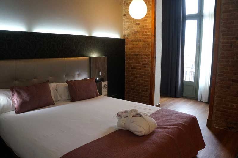 Petit Palace has good rooms at good rates. Photo: Inga Ragnhild Holst