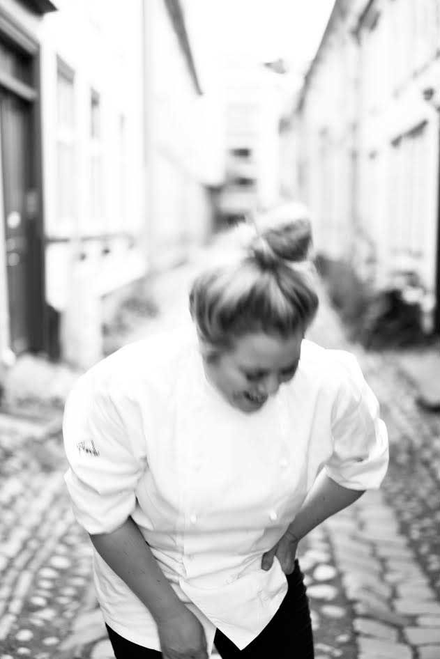 Chef Reneé Fagerhøi from Trondheim has had an impressive career. Now she's renovating the premises where Bula will be