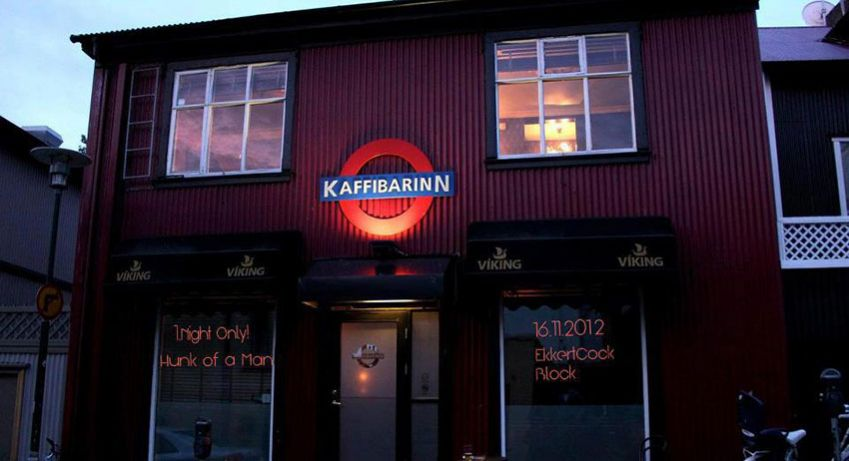 Kaffibarinn. Photo: Getty Images & Alloverpress