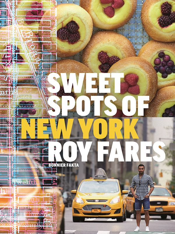 The cover of Roy Fares' new book. Photo: Wolfgang Kleinschmidt
