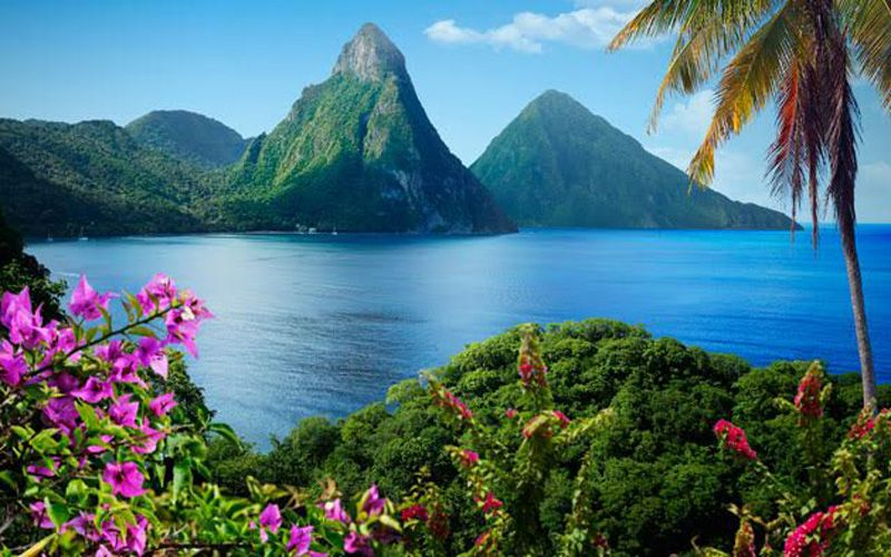 Saint Lucia. Foto: Association of National Tourist Office Representatives