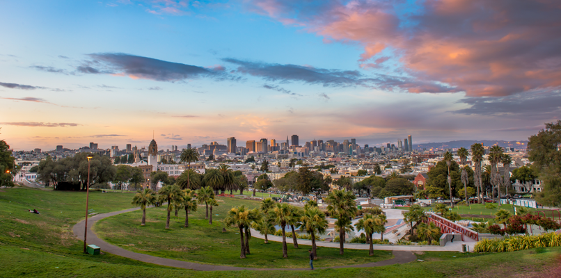 The Mission District is historically the Latin neighborhood. Photo: Shutterstock