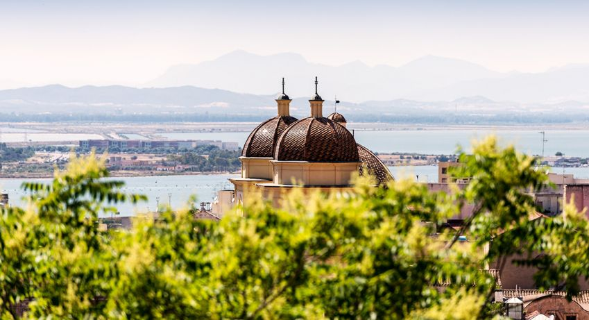 Panoramaudsigt over Cagliari. Foto: Mauro Rongione