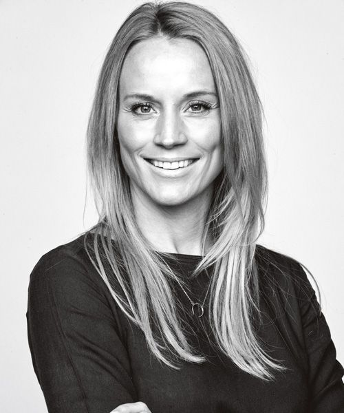 Cecilie Svegaarden, Head of SAS Dreams, SAS Growth Initiatives
