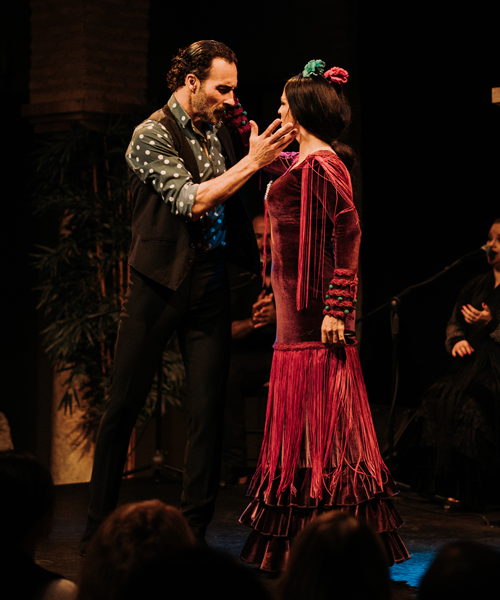Watching a flamenco show in Seville is a one of a kind experience.