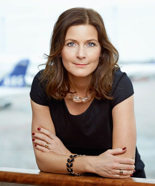 Today SAS has partnerships with more than 350 well-known brands, says Stephanie Smitt Lindberg. Photo: Peter Knutson