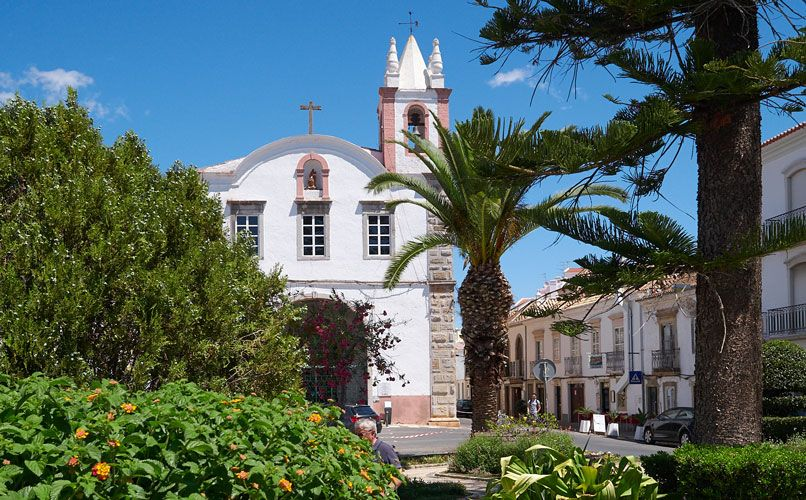 Santa Maria Church in Tavira. Photo: Pedro Guimarães