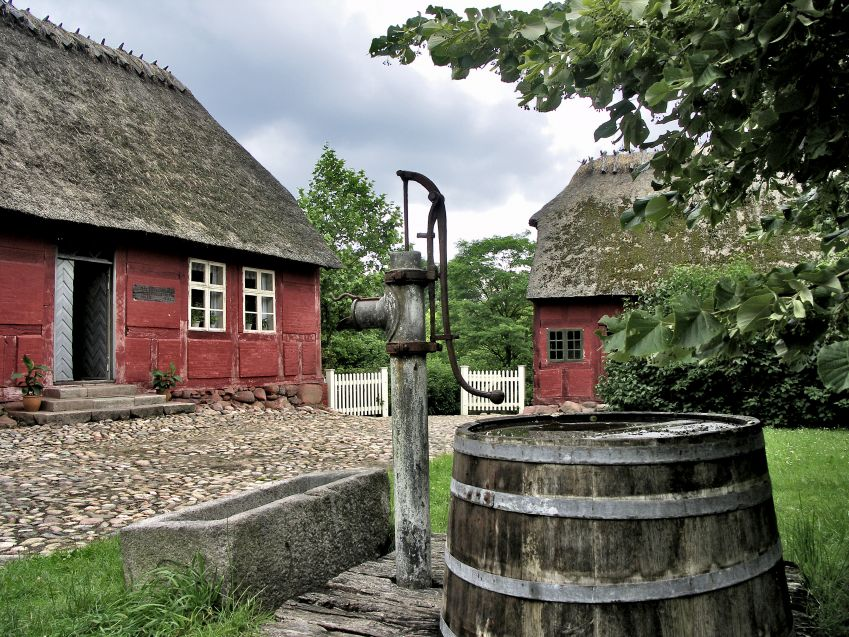 The Funen Village Photo: visitodense