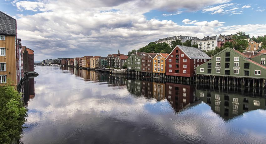 Trondheim and NTNU are the hosts of the  Starmus festival.