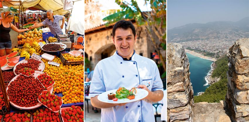 Turkish cuisine is one of the most diverse in the world. Photo: All over press