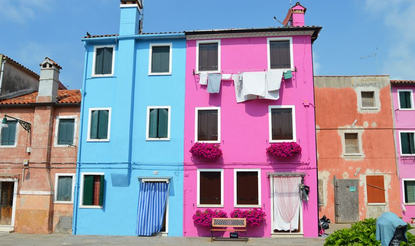 Burano. Photo: Emma Brink