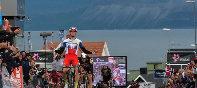 All set for this year's Arctic Race of Norway