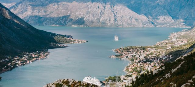 Check out Kotor Bay when in Tivat