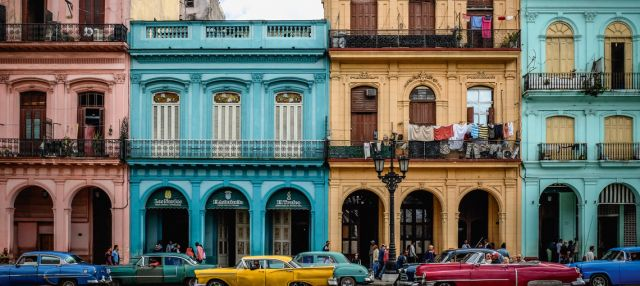 Cuba is on the move